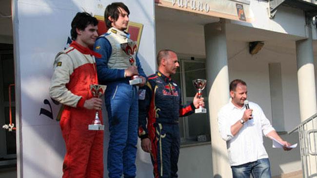 Formula Junior: Visconti e Collivadino ok a Varano