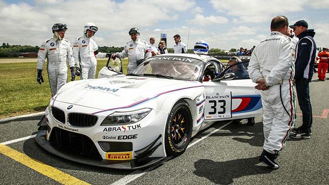 Alex Zanardi soddisfatto del debutto sulla BMW Z4