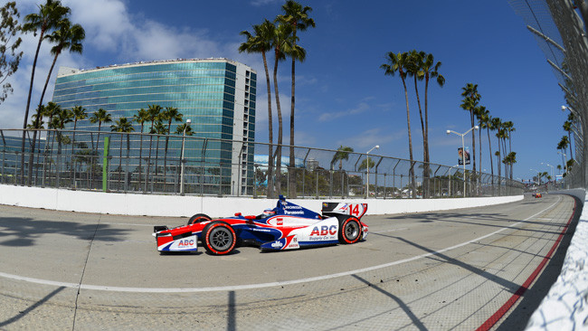 Long Beach resta con la Indycar fino al 2018