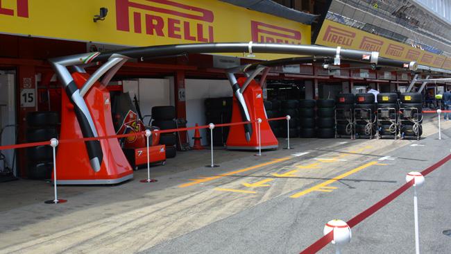 Ferrari: ecco la nuova struttura per il pit stop