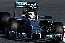 Barcellona, Libere 1: Hamilton ok, guai per Rosberg