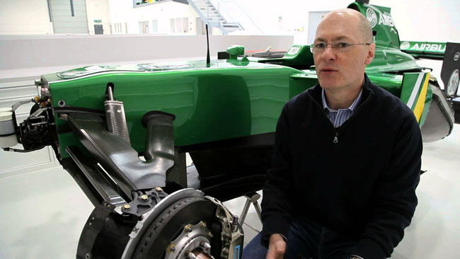 Caterham: esce il direttore tecnico Mark Smith