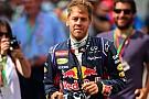 Cambio sostituito: Vettel perde 5 posizioni in griglia