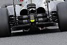 McLaren: diffusore posteriore e brake duct nuove