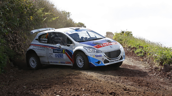 Azzorre, PS7: Bellissima lotta in casa Peugeot