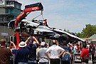 Indy 500, Libere 9: Newgarden ok, Busch sbatte