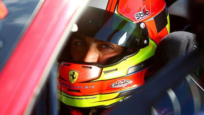 Balzan a caccia del titolo GTD con il sogno Le Mans