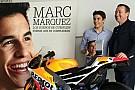 Presentata a Barcellona la biografia di Marc Marquez