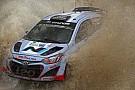 Hyundai i20 WRC: ecco la scheda tecnica