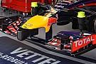 Red Bull con un muso meno resistente sulla RB10