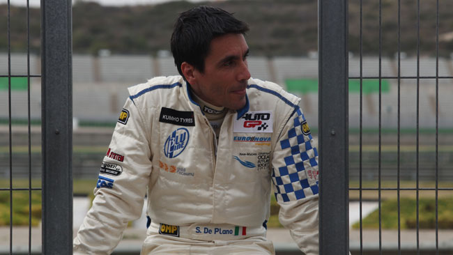 De Plano debutta ad Imola con la Euronova Racing