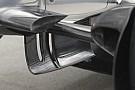 McLaren: nuovi turning vanes sotto a muso e scocca