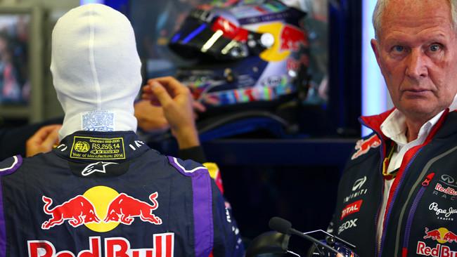 Red Bull coperta: domani con una nuova benzina