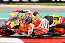 Assen: Marquez a quota otto davanti ad un super Dovi