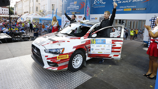 Estonia, PS5: Lukyanuk vince la sua prima Speciale