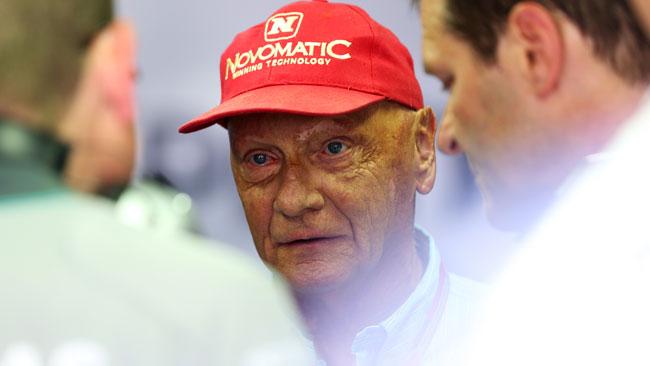 Lauda nega l'offerta della Mercedes per Vettel