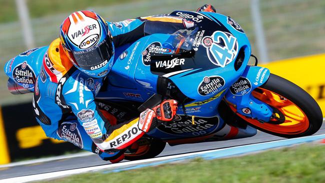Brno, Libere 3: Rins e Marquez prenotano la pole
