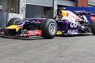 Red Bull: RB9/10 elettrica per le prove di pit stop