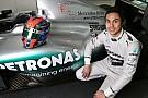 Test con la Mercedes a Portimao per Jazeman Jaafar