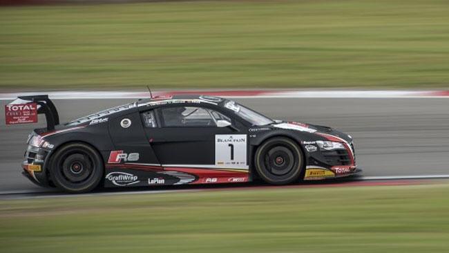 Mies mette l'Audi in pole prima della pioggia