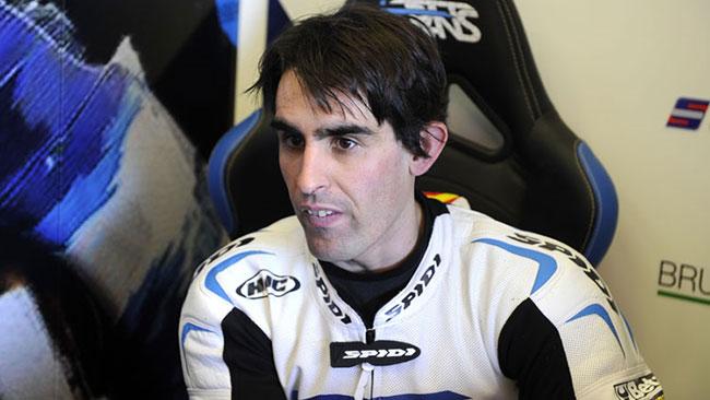 Julian Simon vicino alla firma con il QMMF Racing