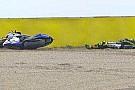 Tappeti... volanti e cadute fanno discutere a Aragon
