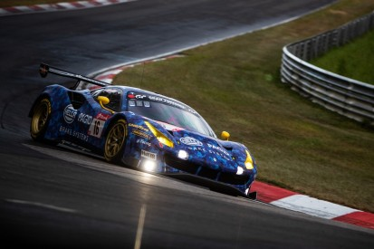 Racing One: Mit blauem Ferrari 488 GT3 in die DTM?