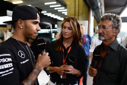 """Eddie Jordan warnt Lewis Hamilton: """"Würde ihm die Tür zeigen"""""""