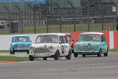60th anniversary of Mini Cooper to be marked at Silverstone Classic
