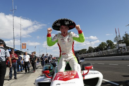 Andretti's Patricio O'Ward wins 2018 Indy Lights title