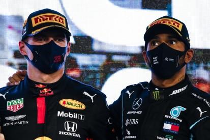 """Schielt Verstappen auf Mercedes? """"Weiß nicht, was Lewis machen wird"""""""