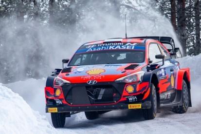WRC Arctic-Rallye 2021: Ott Tänak dominiert den Auftakt