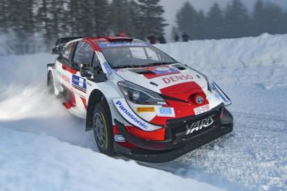 WRC Arctic-Rallye 2021: Drama um Sebastien Ogier - Ott Tänak führt