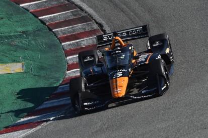 IndyCar-Test Laguna Seca: O'Ward mit Bestzeit - Grosjean auf P3