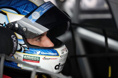 Cammish out of Dynamics BTCC driver line-up for 2021