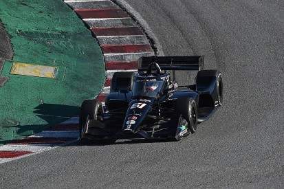 "Ex-F1 driver Grosjean ""more confident"" after second IndyCar test"