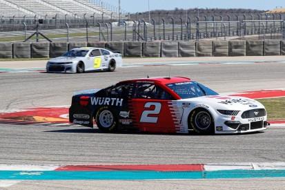 NASCAR auf dem COTA: Fahrer nach Testfahrten positiv vom Kurs überrascht