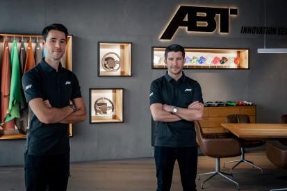 Abt präsentiert DTM-Fahrer: 2021 mit Rockenfeller und Kelvin van der Linde!