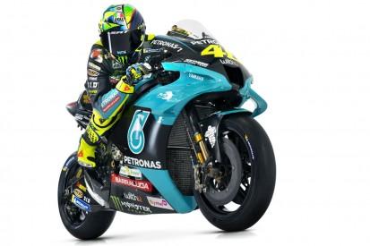 Valentino Rossi wird nicht die 2019er-Yamaha probieren: Die Hintergründe