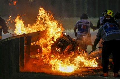Untersuchung von Grosjean-Unfall abgeschlossen: So kam es zum Feuer
