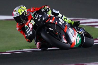MotoGP-Test Katar Samstag: Aprilia-Pilot Aleix Espargaro fährt Bestzeit