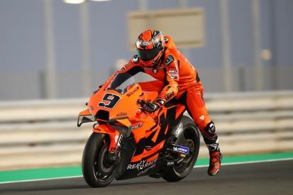 """""""Habe zu viel Traktion"""": Petrucci hadert mit der Balance der KTM RC16"""