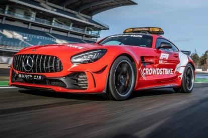Safety- und Medical-Cars werden in der Formel-1-Saison 2021 rot und grün!