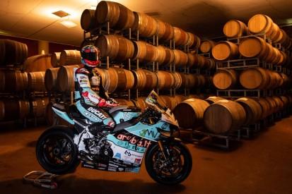 WSBK 2021: Go-Eleven-Ducati zeigt Design für Neuzugang Chaz Davies