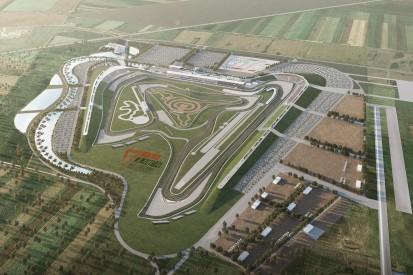 MotoGP-Rennen ab 2023: Layout der neuen Strecke in Ungarn vorgestellt