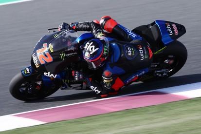 Moto2 FT1 in Katar (1): Bezzecchi und Lowes mit engem Duell an der Spitze