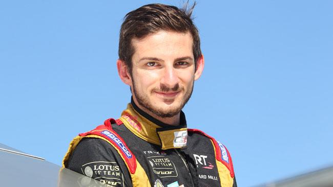 Alex Fontana parteciperà ai test collettivi di Jerez
