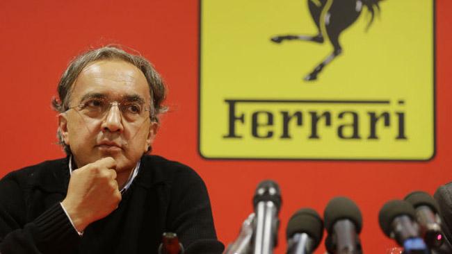 La Ferrari sarà scorporata da FCA