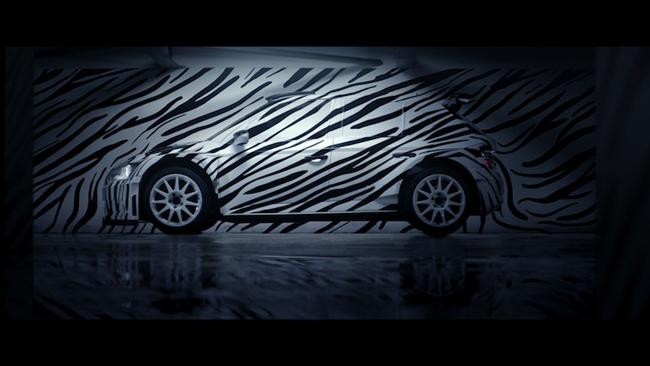 Ecco le prime immagini della Škoda Fabia R5