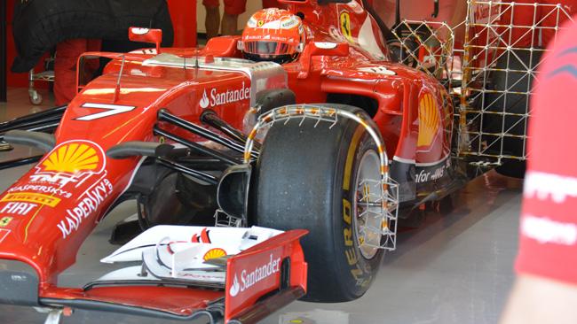 Ferrari: la F14 T si è trasformata in un laboratorio